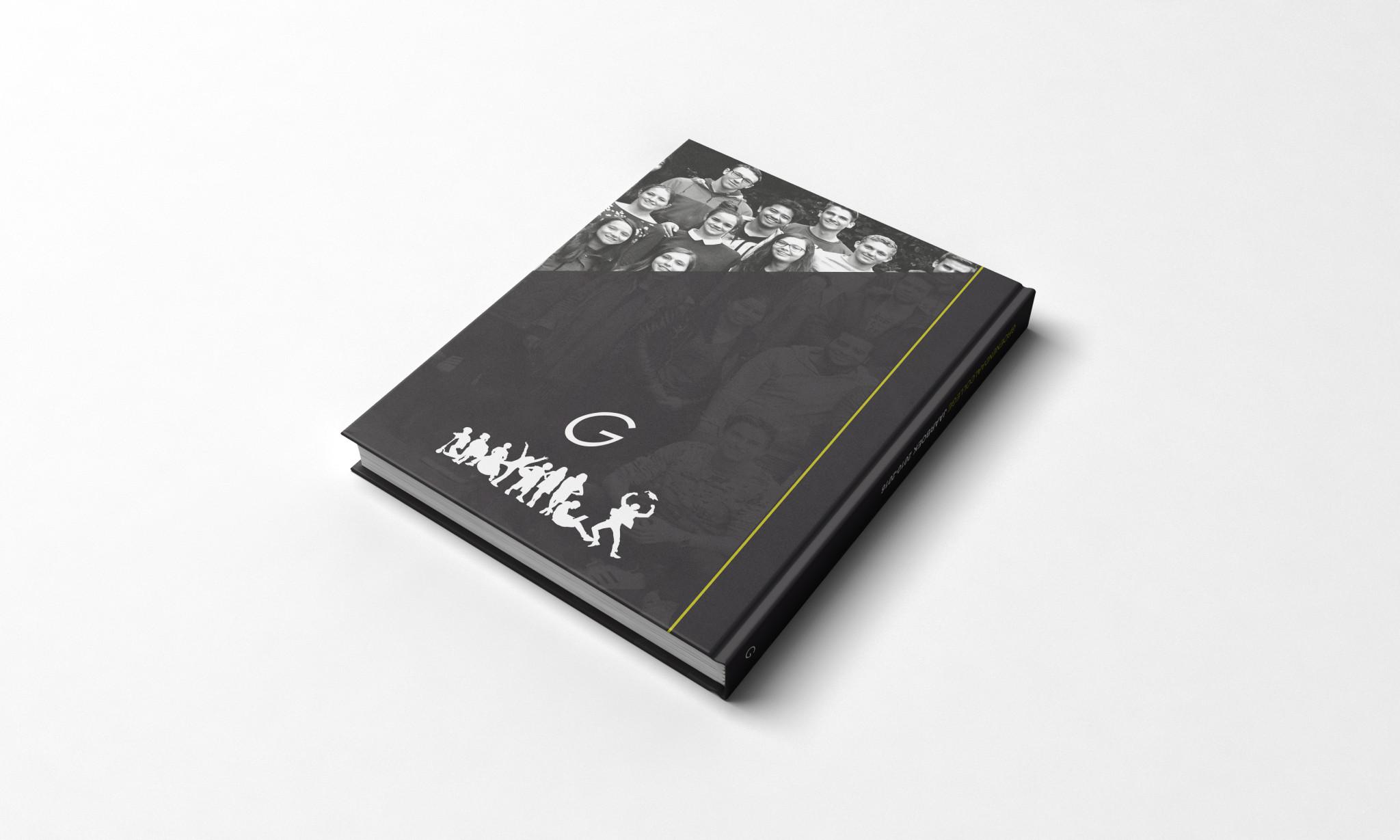 Groenendaalcollege jaarboek 2016