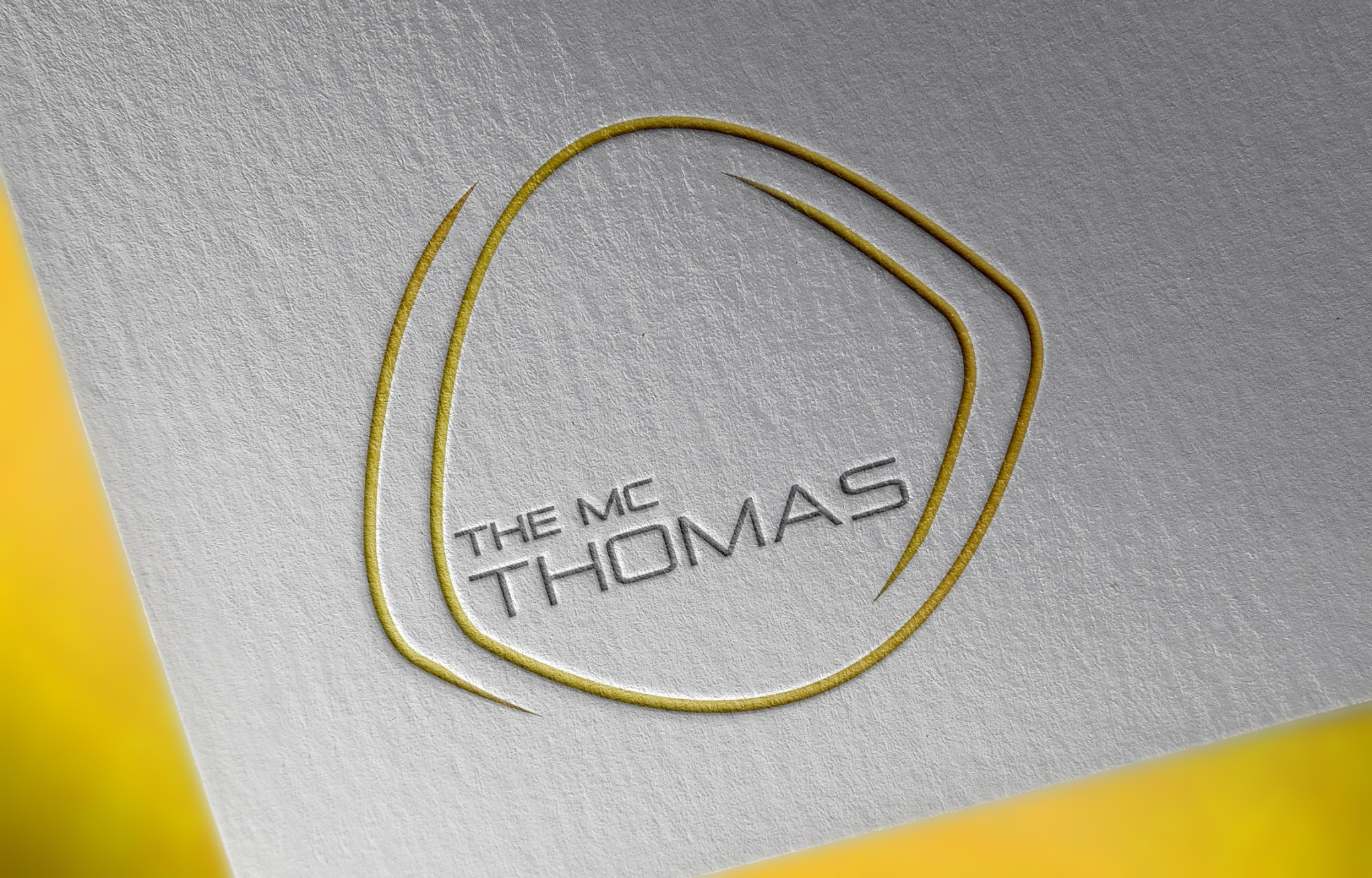 Logo The MC Thomas