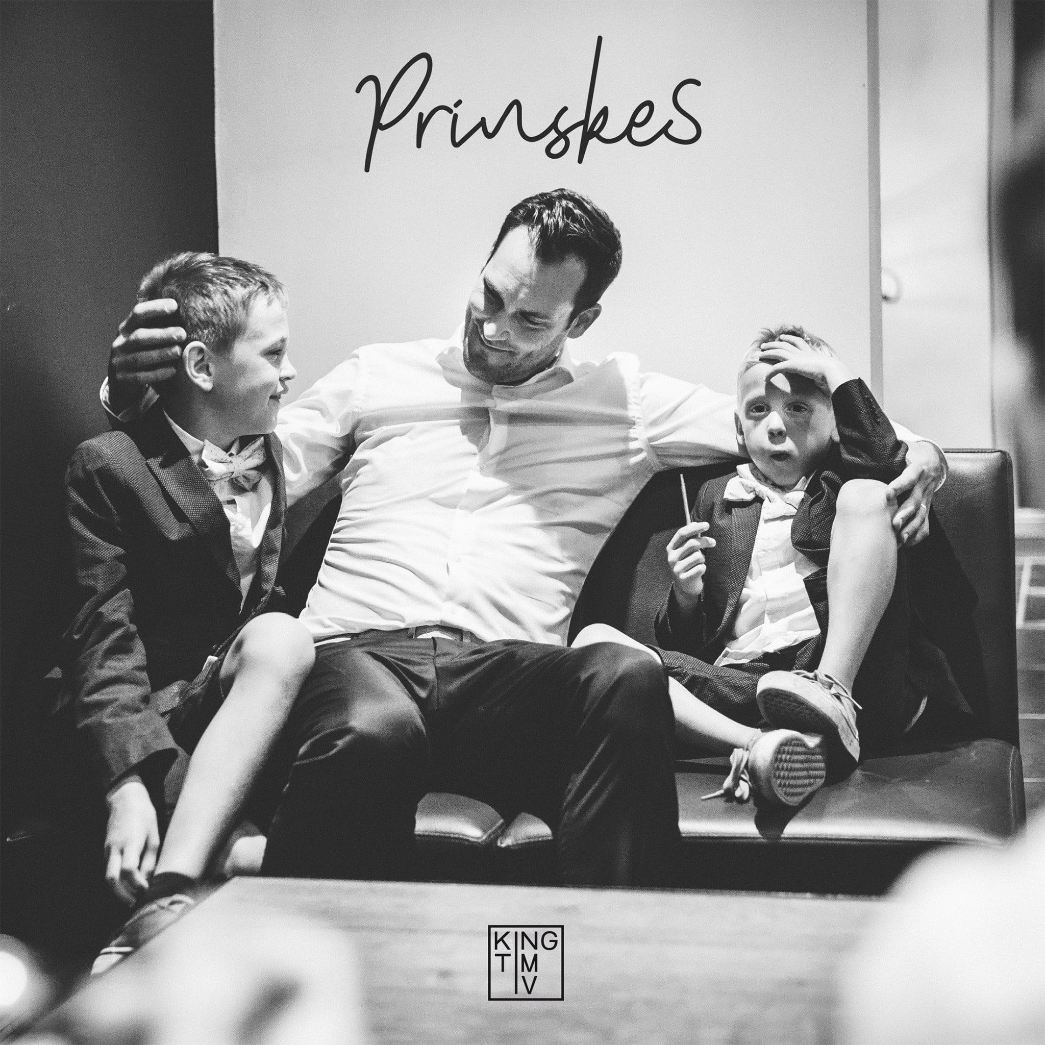 Singlecover King Tim IV - Prinskes