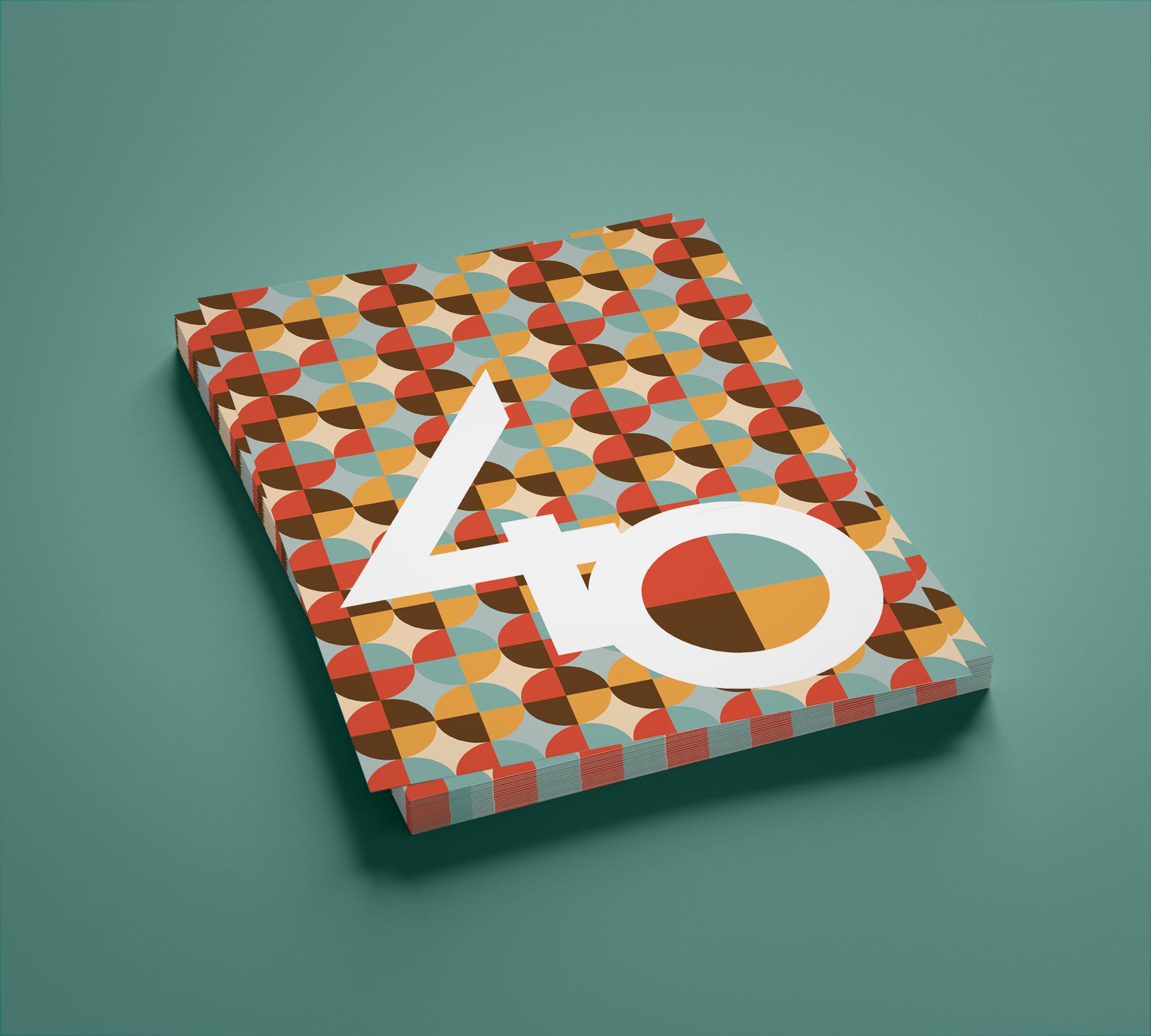 Uitnodigingen Koen 40