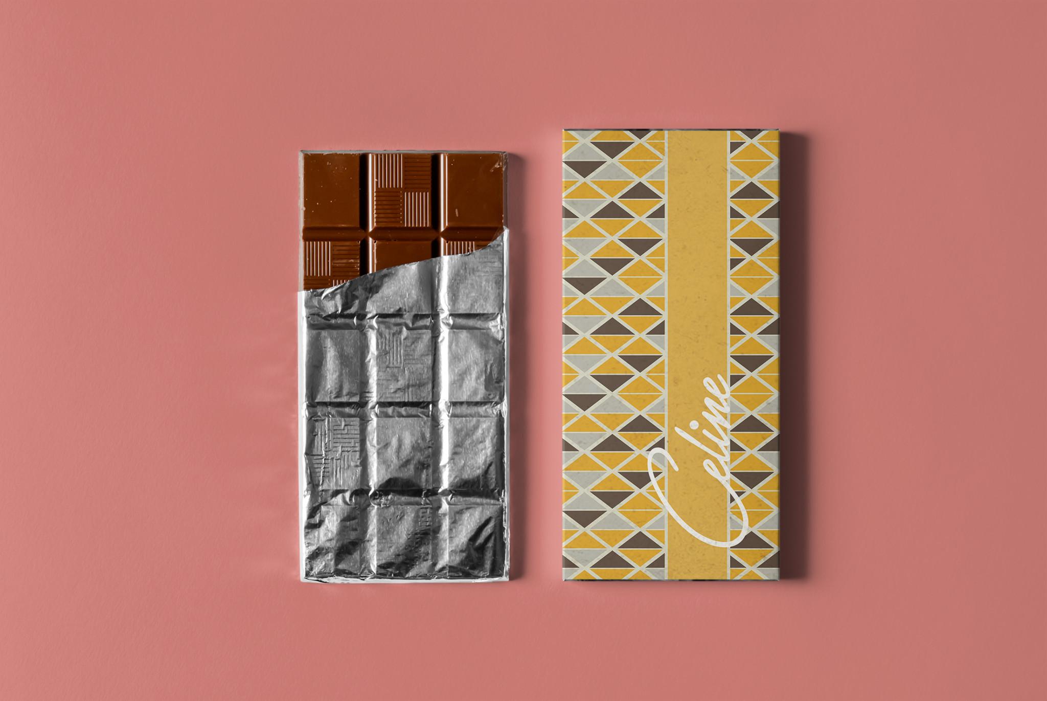 Chocoladewikkels Celine