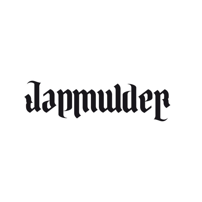 Ambigram Jan Mulder