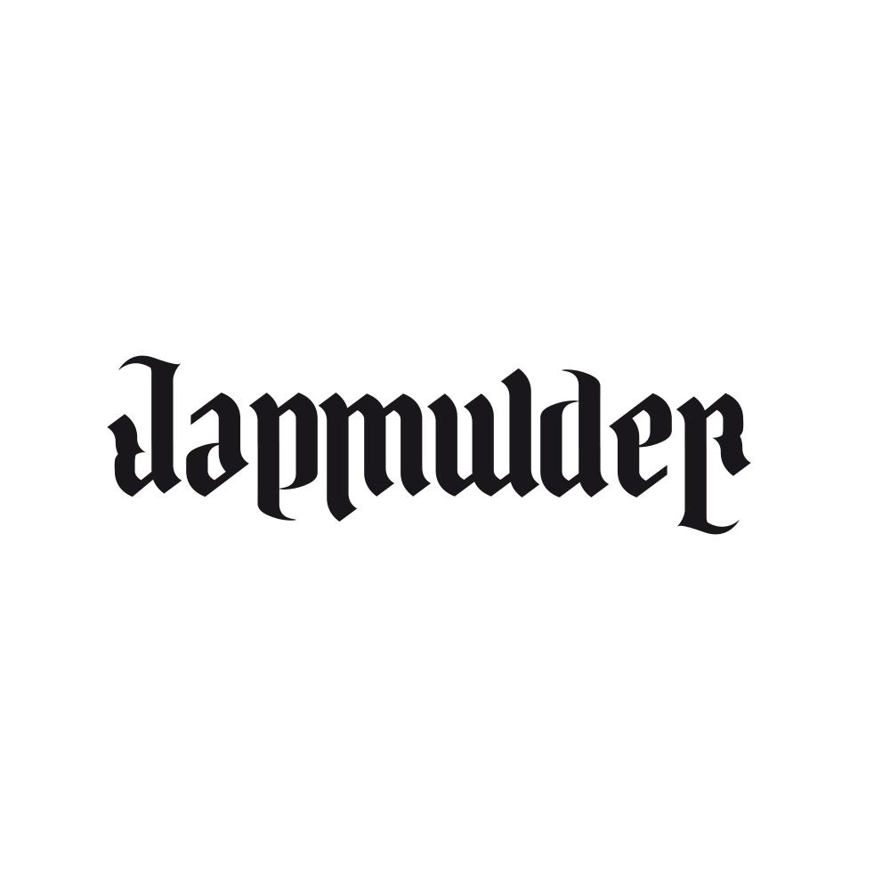 Ambigram Jan Mulder