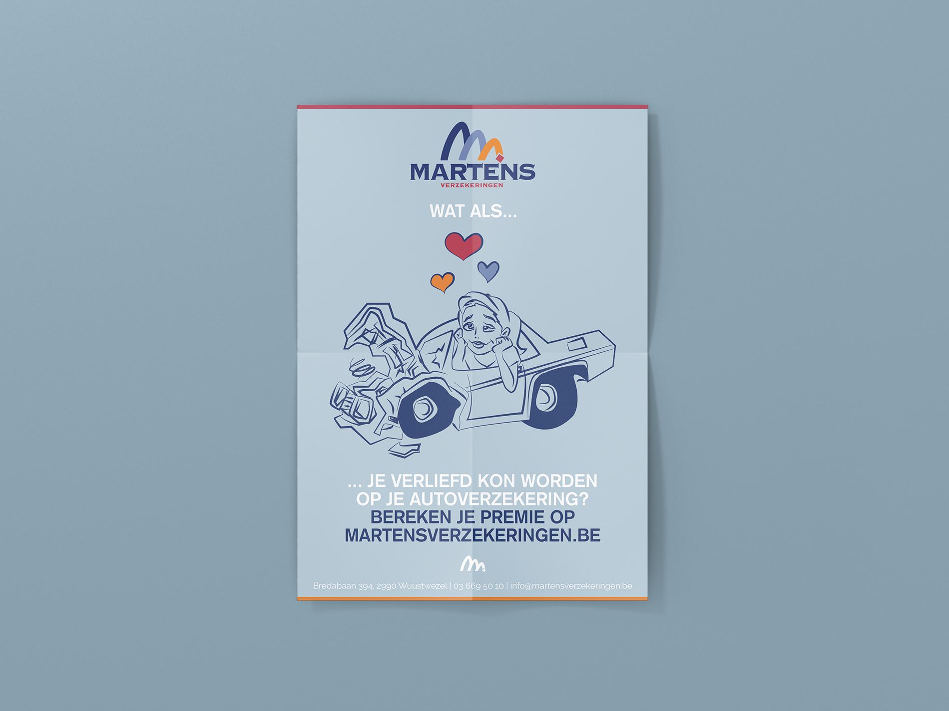 Martens verzekeringen Wat als ...