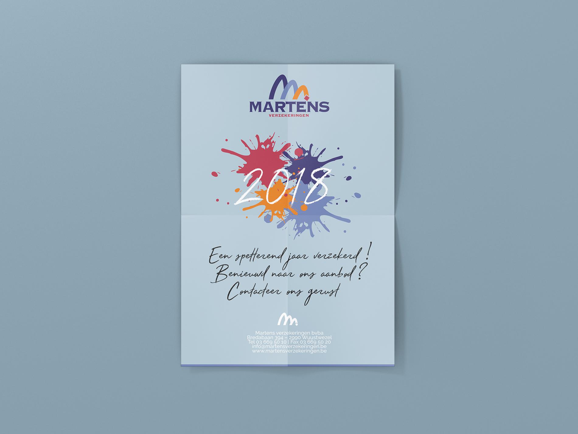 Martens verzekeringen 2018