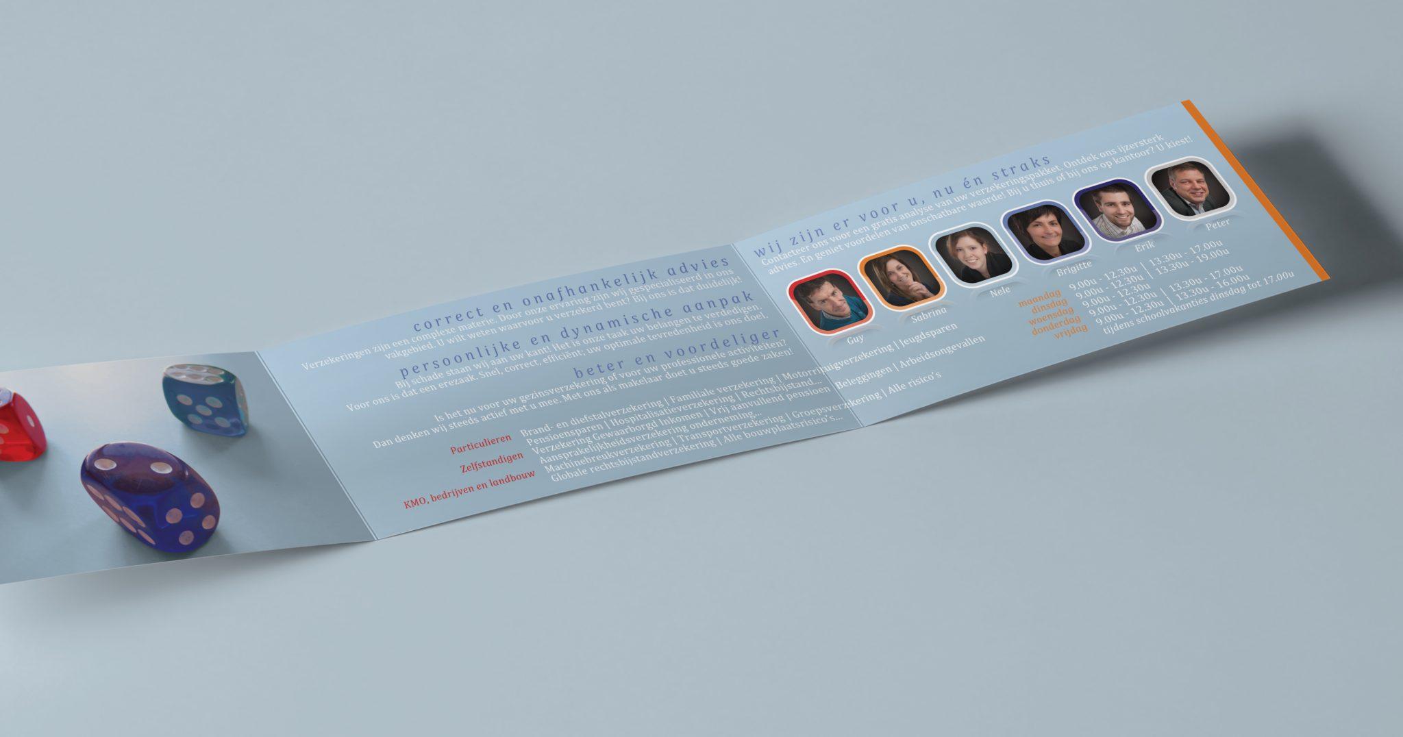 Martens verzekeringen folder